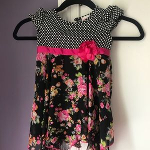 Other - Girls floral top